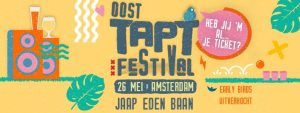 Oost TAPT Festival Amsterdam