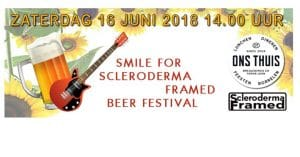 Smile for Scleroderma Framed Beer Festival 2018
