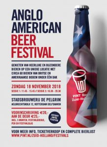Anglo American Beer Festival 2018