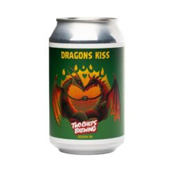 Dragons Kiss Two Chefs Brewing